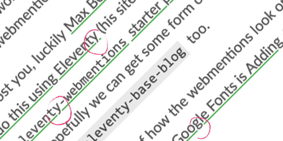 Prettier underline on text links | qreativbox